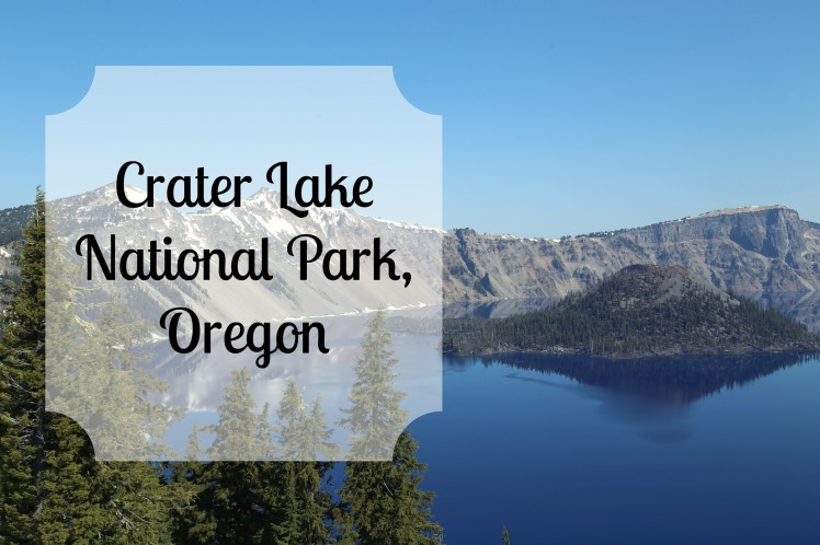 crater lake otsikko