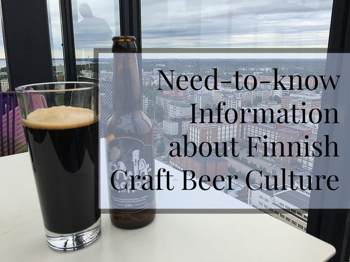Need-to-know info about Finnish Craft Beer Culture