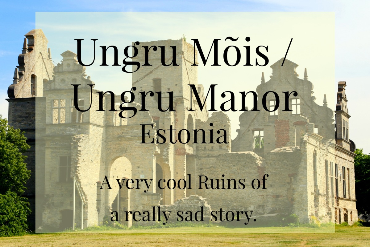 Cool Places: Ungru Manor, Estonia